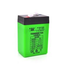 Аккумуляторная батарея литиевая QSuo 6V 10A с элементами Li-ion 18650 (70X46X100) + зарядное устройство 8,4V 1A + крокодилы