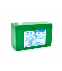 Аккумуляторная батарея литиевая QSuo 12V 12A с элементами Li-ion 18650 (150X64,5X97,7)