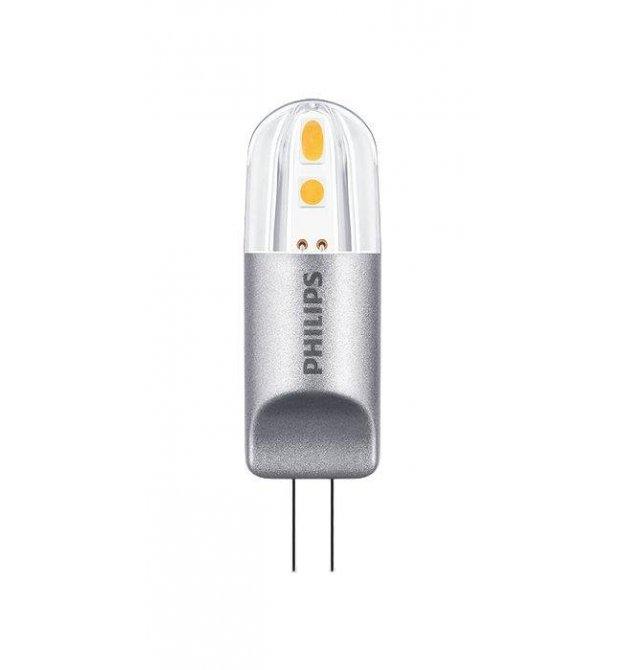 Лампа светодиодная Philips LEDcapsuleLV D G4 2-20W 12V 2700K CorePro