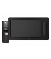 Комплект видеодомофона ARNY AVD-7005 Черный Медный