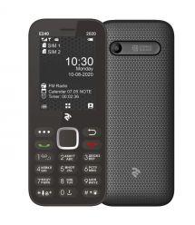 2E E240 2020 Dual SIM Black
