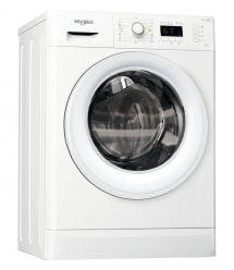 Стир. машина с фронт. загр. Whirlpool FWSL61052WEU, 6кг, 1000, A++, Пар, 43см, Белый