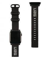 UAG Nato Eco для Apple Watch 44/42[Black]