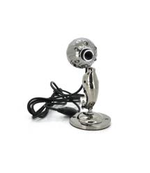 Вебкамера Дельфин с гарнитурой и подсветкой, 640 &amptimes 480, корпус металл, Bronze, Box