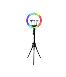 Селфи-лампа Led кольцо 45см MJ18 RGB