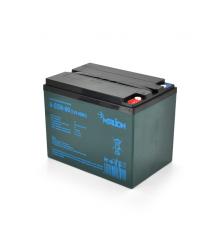 Тяговая аккумуляторная батарея AGM MERLION 6-DZM-60, 12V 60Ah ( 265 x 168 x 215) Q1