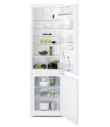 Холодильник встраиваемый Electrolux RNT3FF18S 177 cм, 267 л, А+, белый