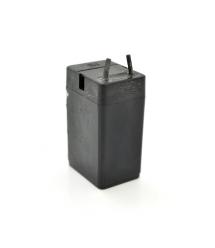 Аккумуляторная батарея MERLION AGM GP1132 4 V 0,35 Ah ( 28,5 x 22 x 45 ), клеммы под пайку
