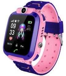 GoGPSme Телефон-часы с GPS трекером GOGPS ME K16S[K16SPK]