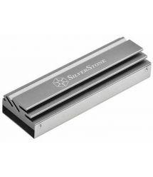 SilverStone Радиатор M.2 SSD, алюминий