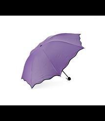 Полуавтоматический зонт FD-10, 55*8K, UPF50+, D-110см, защита от солнца, UV (99%), защита от дождя, каркас - Al+Fe, Purple