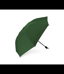 Полуавтоматический зонт, D-96см, защита от солнца, UV (99%), защита от дождя, каркас - Al+Fe, Green