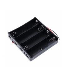 Зарядный отсек для литиевой батареи 18650, 4 секции