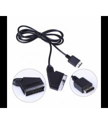 Кабель Merlion RGB Scart для sony Playstation PS1 PS2 PS3 1,8 м