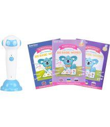 Стартовый набор Smart Koala + Книга Интерактивная Smart Koala English (1, 2, 3 сезон)