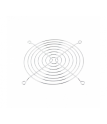 Решетка (гриль) для вентиляторов 110mm, Silver