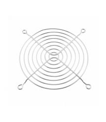 Решетка (гриль) для вентиляторов 150mm, Silver