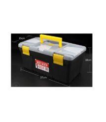 Пластиковый ящик для инструментов 370х190х180 15''