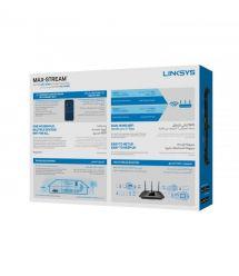 Linksys EA7300 Router AC1750, 4xGE LAN, 1xGE WAN, 1xUSB 3.0, 1xUSB 2.0, 3х ext. ant.