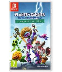 Games Software Plants vs. Zombies: Battle for Neighborville Complete (Switch)