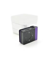 MP3-плеер ZY-016 8GB Purple, наушники в комплекте, Q100