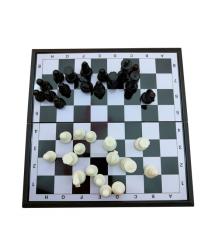 Шахматы на магните Magnet Chess, Black - White, Color Box