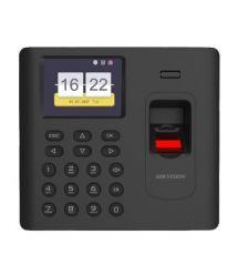 Терминал учета рабочего времени по отпечатку пальца DS-K1A802AMF