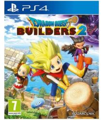 Games Software Dragon Quest Builders 2 Standard Edition [Blu-Ray диск] (PS4)