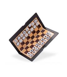 Шахматы-карточки на магните В-401