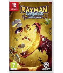 Games Software Rayman Legends: Definitive Edition (Switch)