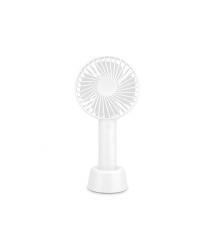 Портативний вентилятор Y9528, 3 режима, аккумулятор 18650, White, Box