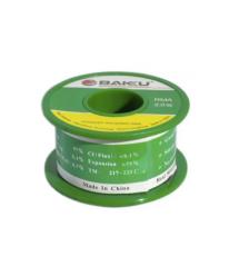 Припой BAKKU проволочный Solder wire BK10002 DIA 0,5mm (50g)