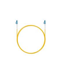 Патчкорд оптический LC - UPC-LC - UPC 3.0mm 3 м , цена за 1 шт