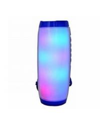 Беспроводной Bluetooth динамик CL-157 LED, 5W, 1200mAh, дистанция-10m, Blue, Corton BOX