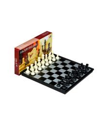 Шахматы на магните U3, средние, Black - White