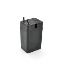 Аккумуляторная батарея MERLION AGM GP135 4 V 0,4 Ah ( 25,5 x 19,7 x 48 ), клеммы под пайку, Q600