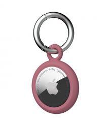 UAG Держатель для Apple AirTags [U] Dot Keychain[Dusty Rose]