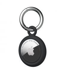 UAG Держатель для Apple AirTags [U] Dot Keychain[Black]