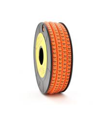 Маркер кабельный 4, 4 мм&ampsup2 (500 шт в упаковке),цена за упаковку
