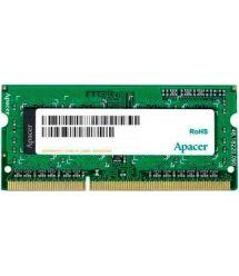Apacer Память для ноутбука DDR3 1333 4GB 1.5V BULK