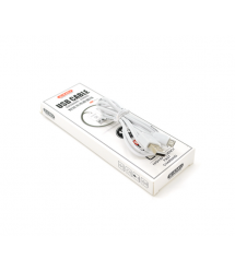 Кабель iKAKU KSC-060 SUCHANG charging data cable series for micro, White, длина 1м, 2,4А, BOX