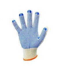 Перчатки Х - Б синие 10 класс цена за пару.