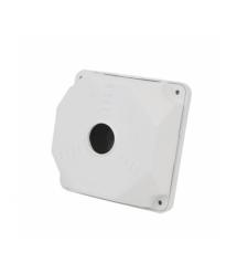 Универсальная монтажная коробка для установки видеокамер AB-Q130 (SP-BOX-130), 130х130х50мм
