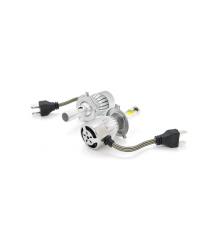Светодиодные лампы для авто C6-H4 (комплект 2шт)