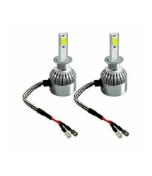 Светодиодные лампы для авто C6-H7 (комплект 2шт)
