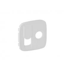 Valena IN'MATIC/ALLURE Legrand лицевая панель розетки TV+RJ белый