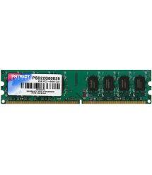 Patriot Память для ПК DDR2 800 2GB