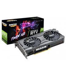 Inno3d Видеокарта GeForce RTX3060 12Gb GDDR6 Twin X2