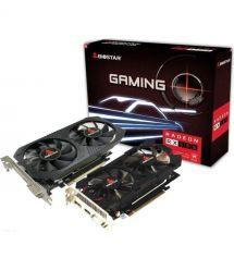 Biostar Видеокарта VA5615RF41, RX560, 4GB, GDDR5, PCI-E3, Dual