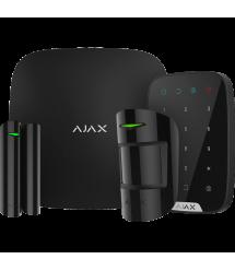 Комплект сигнализации Ajax StarterKit + Keypad черный